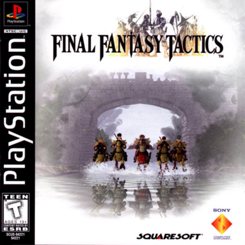 Final Fantasy Tactics (USA)