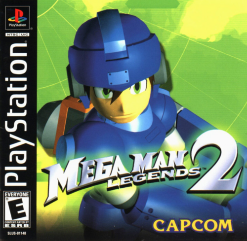 Mega Man Legends 2 (USA)