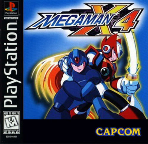 Mega Man X4 (USA)