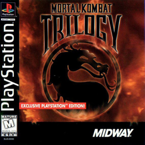 Mortal Kombat Trilogy (USA) (v1.1)