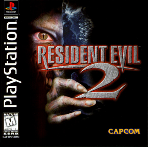 Resident Evil 2 (Dual Shock Version) (USA) (Disc 2) (Claire Disc)