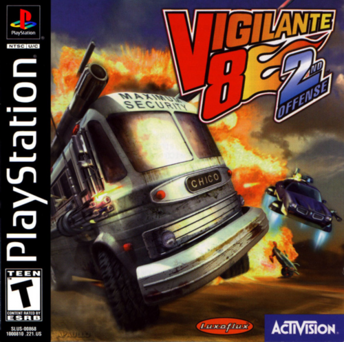 Vigilante 8 - Second Offense (USA)