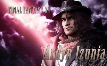 Ardyn Dissidia Final Fantasy NT