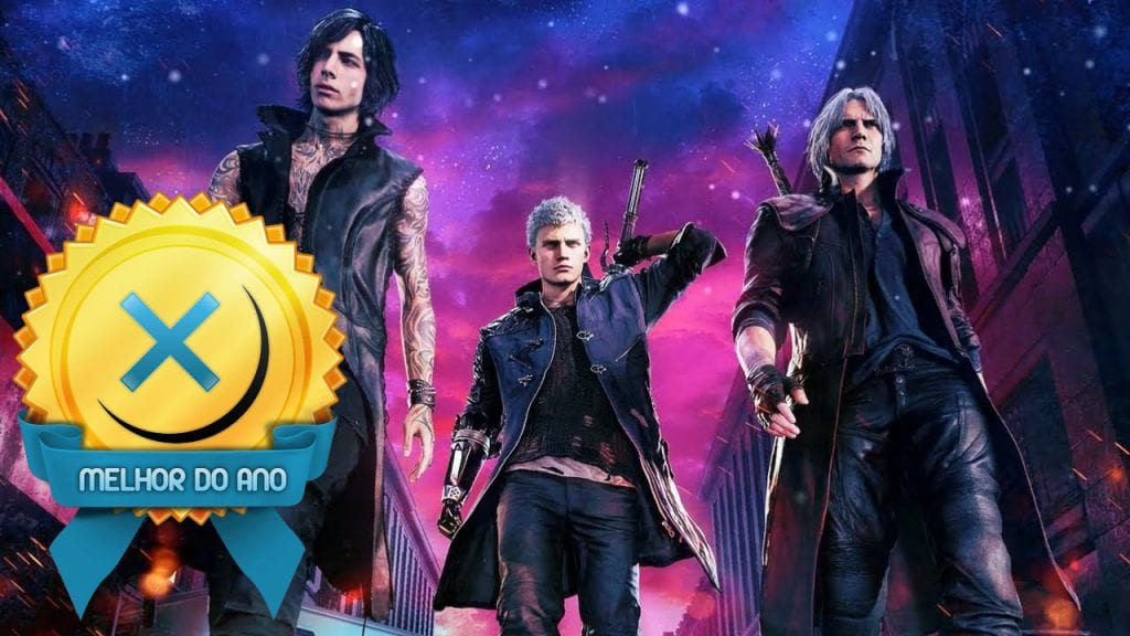 GOTY Devil May Cry 5