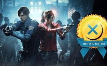 GOTY Resident Evil 2