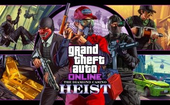 GTA Online Golpe do Cassino Diamond