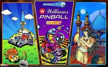 Williams Pinball: Volume 5 DLC