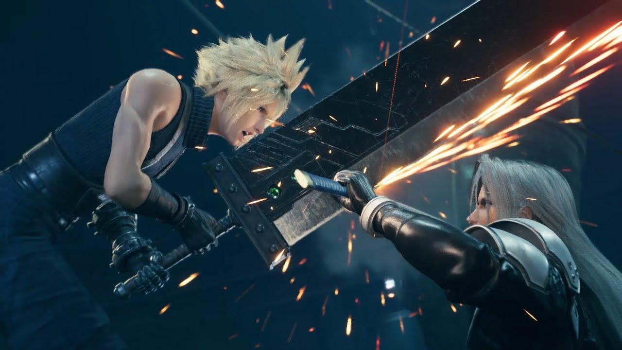 Resultado de imagem para Final Fantasy VII Remake