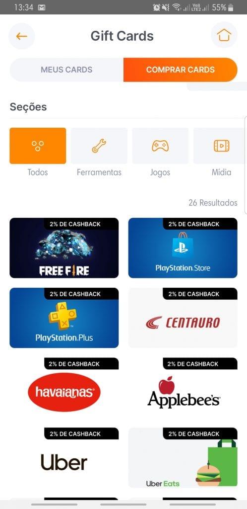 Banco Inter PSN