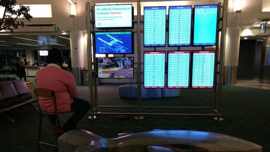 PS4 Aeroporto