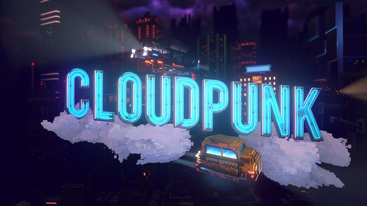 Cloudpunk é confirmado para PS4; trailer e detalhes - PSX Brasil