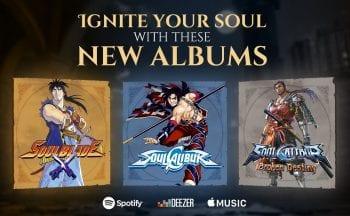 SoulCalibur Spotify