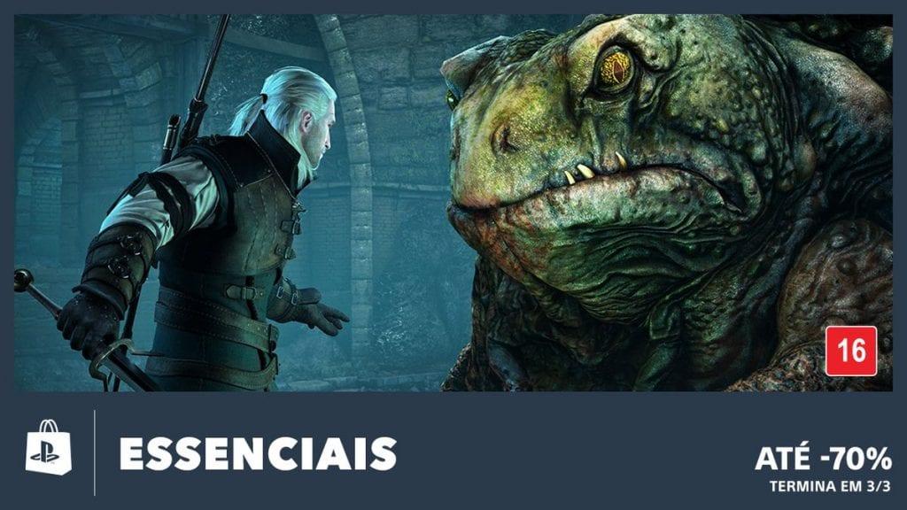 PS Store Essenciais