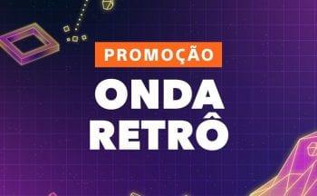 Promoção Onda Retrô PS Store