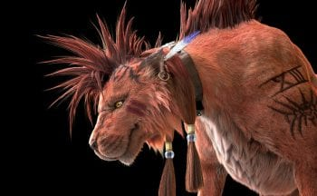 Red XIII Final Fantasy VII Remake