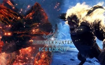 Monster Hunter World: Iceborne Raging Brachydios e Furious Rajang