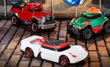 Hot Wheels de Street Fighter