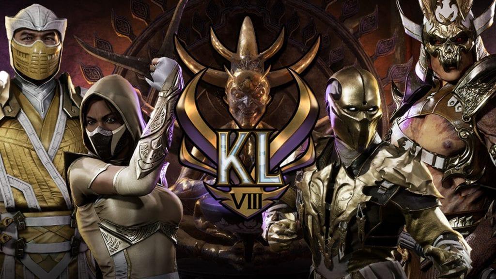 Mortal Kombat 11 Kombat League VIII