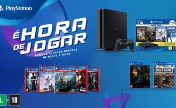 Promoções PlayStation na Semana do Consumidor 2020