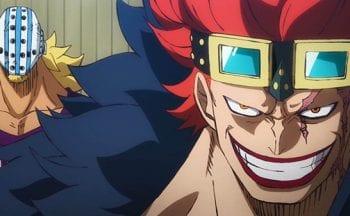 One Piece: Pirate Warriors 4 Eustass Kid
