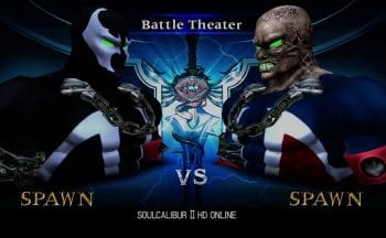 Spawn SoulCalibur 2