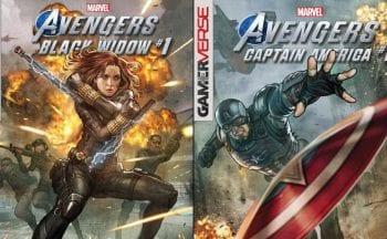 Avengers HQ
