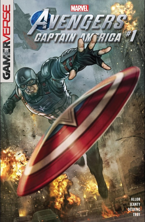 HQ-captain america