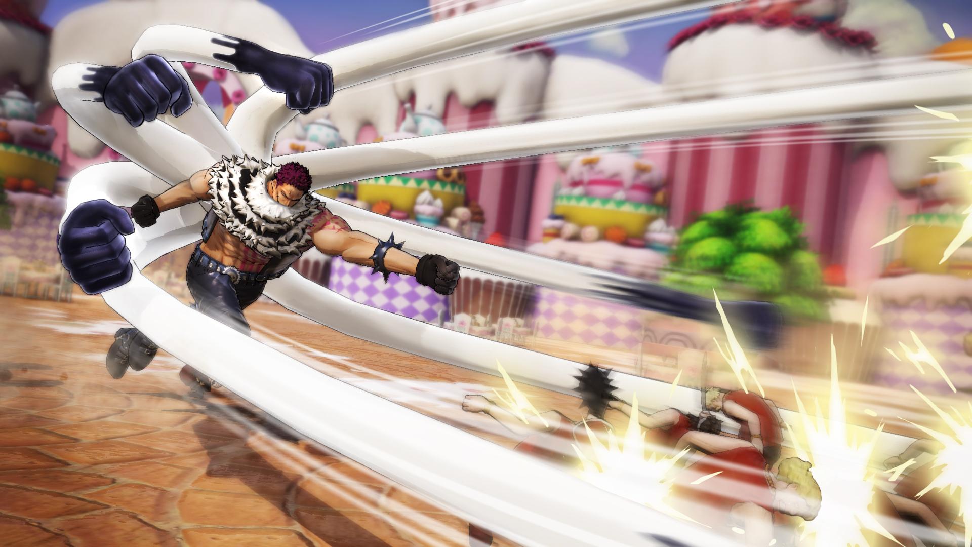 One Piece: Pirate Warriors 4