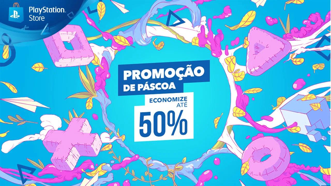 """""""Promoção de Páscoa"""" recebe novas ofertas na PS Store ..."""