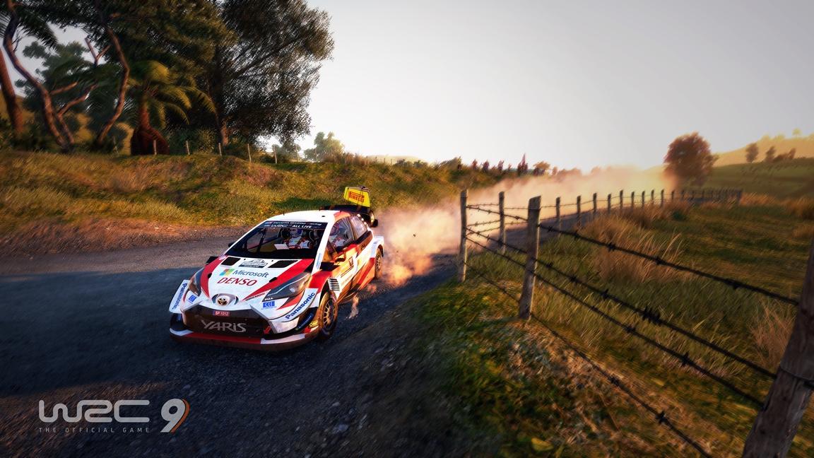 Novo trailer de gameplay de WRC 9 - PSX Brasil