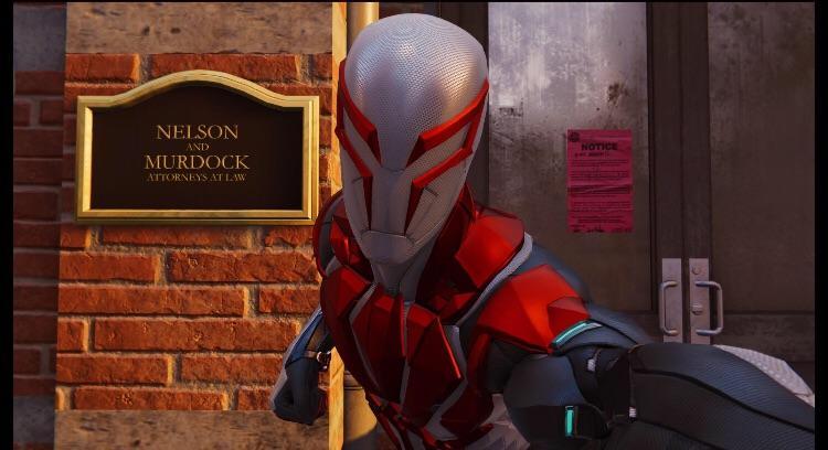 Spider-Man Demolidor