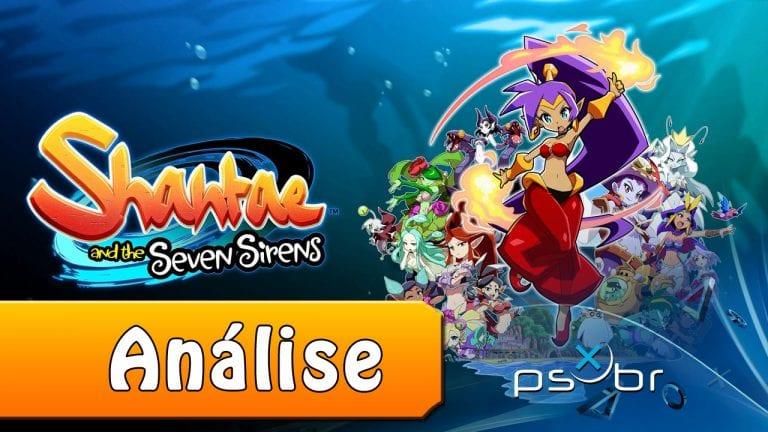 Shantae and the Seven Sirens – Review