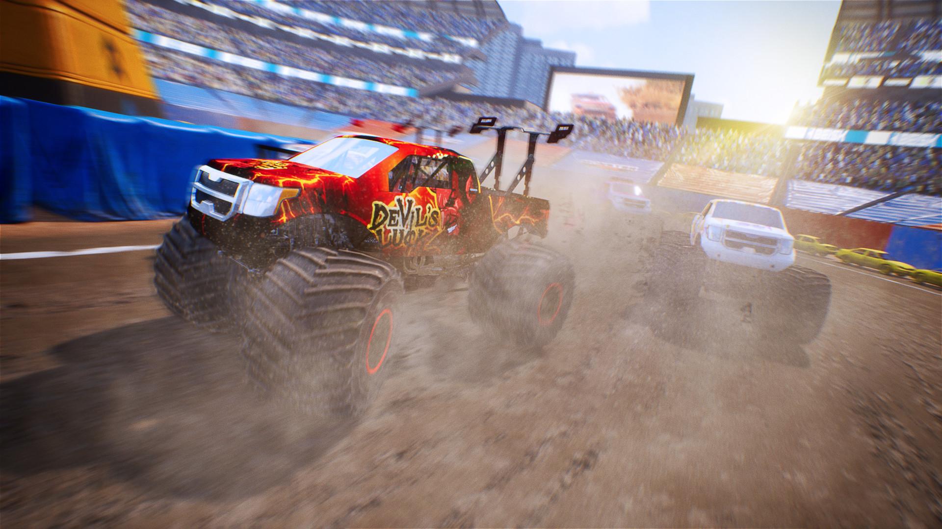 Novo trailer de Monster Truck Championship para a Gamescom 2020 - PSX Brasil