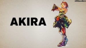 Akira SFV