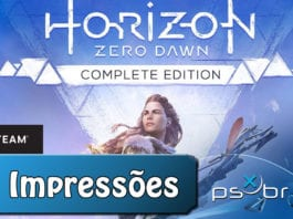 Horizon Zero Dawn PC Impressões