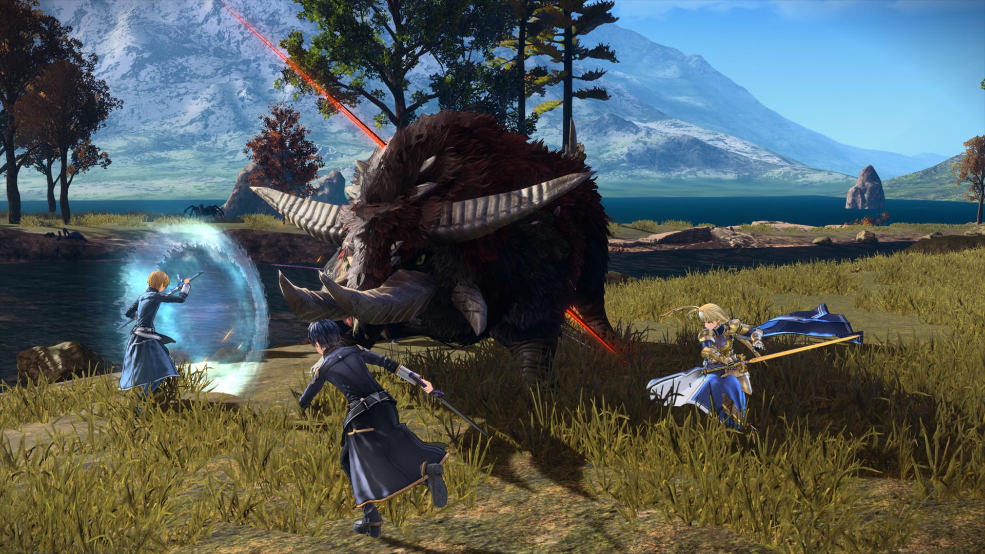 Sword Art Online: Alicization Lycoris - Review - PSX Brasil