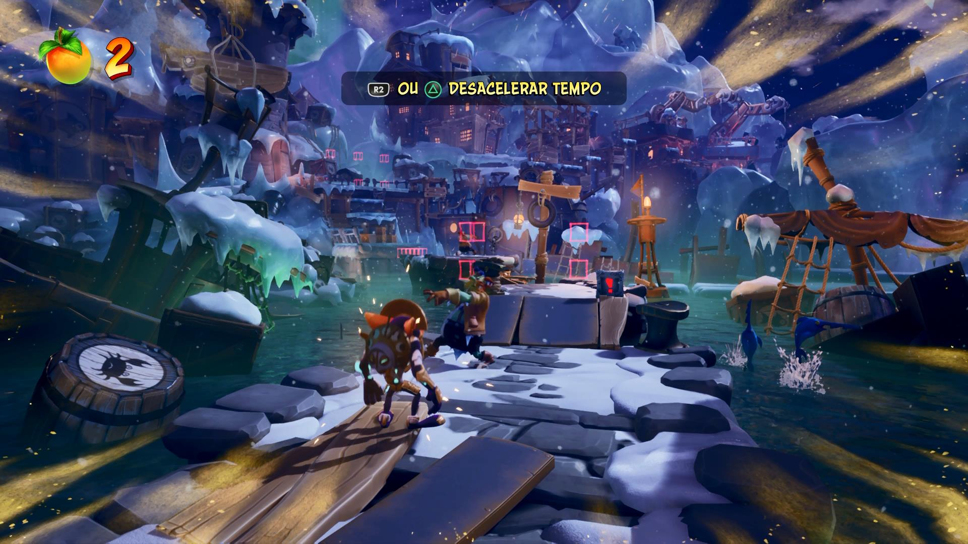 Crash Bandicoot 4: It's About Time - Impressões da Demo - PSX Brasil