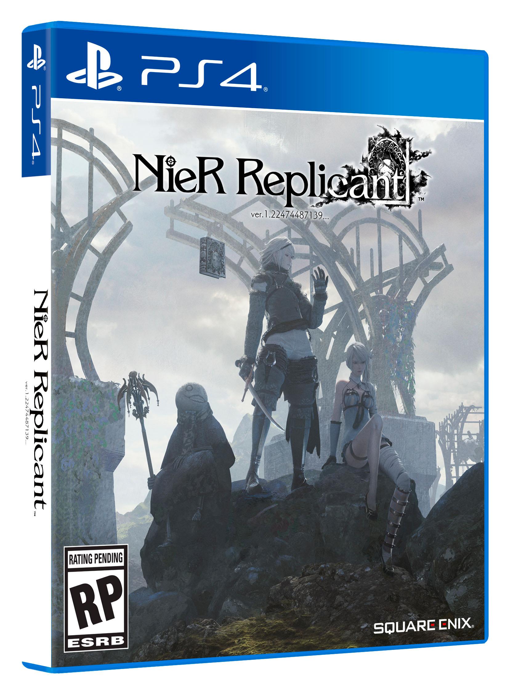 NieR Replicant ver.1.22474487139… chega em 23 de abril; novo trailer, gameplay e detalhes - PSX ...