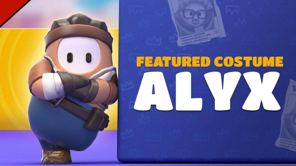 Fall Guys Alyx