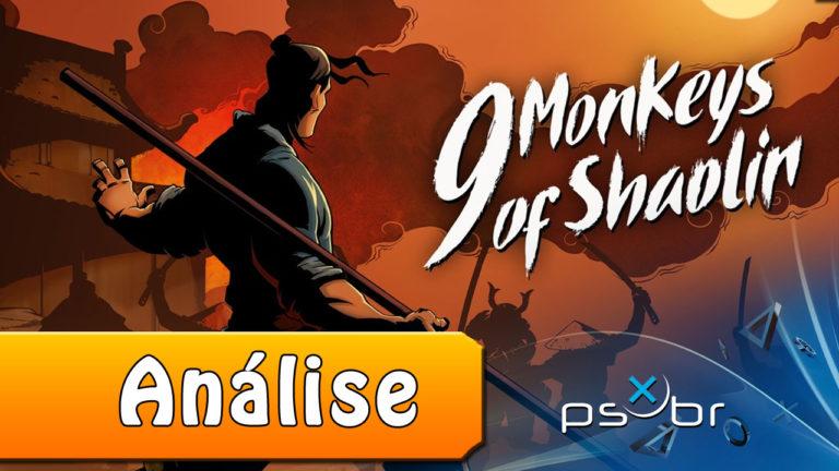 9 Monkeys of Shaolin – Review