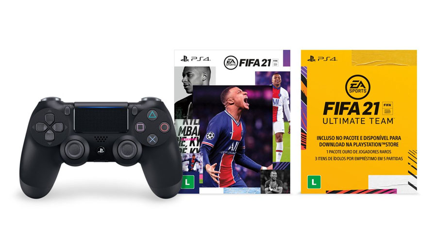 FIFA 21 DualShock 4
