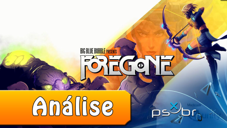Foregone – Review