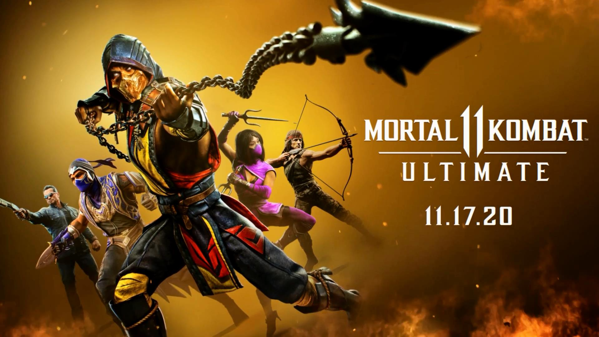 Mortal Kombat 11 | Mileena, Rain e Rambo são confirmados no jogo