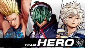 Benimaru The King of Fighters XV