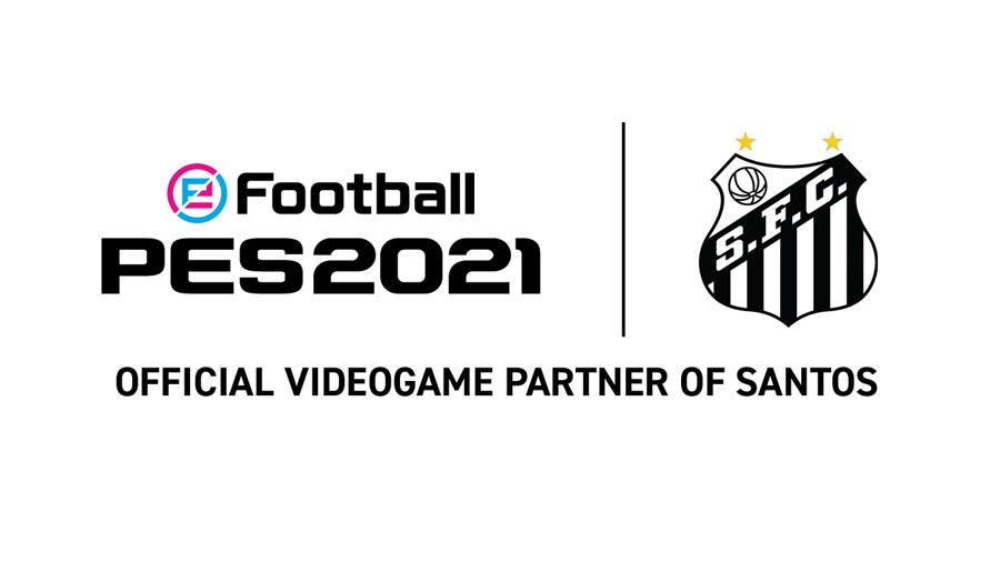 PES 2021 Santos