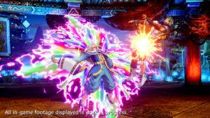 The King of Fighters XV Meitenkun