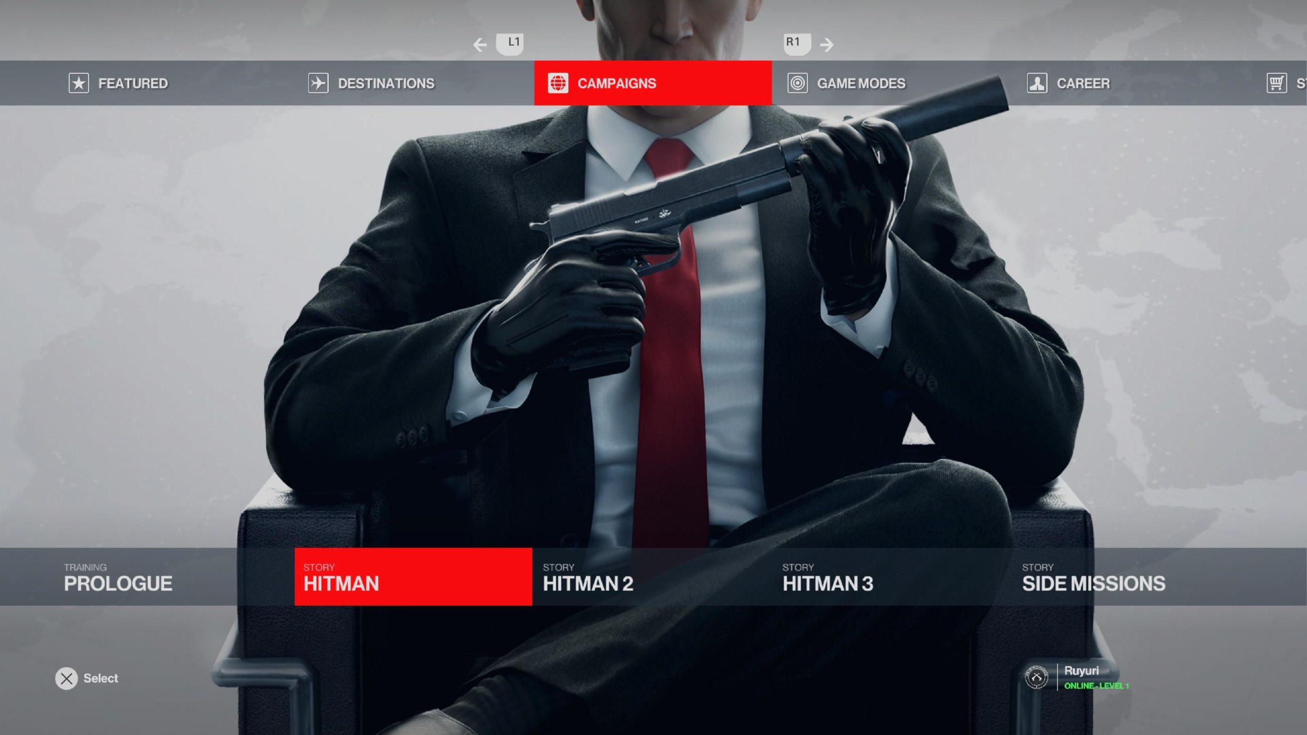 HITMAN 3: JOGADORES DO PC PODEM IMPORTAR NÍVEIS DE HITMAN E HITMAN 2 VEJA COMO