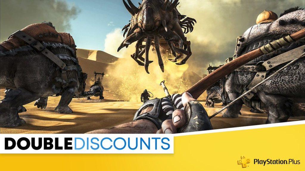 """PS Store Promoção """"Descontos Duplos"""""""