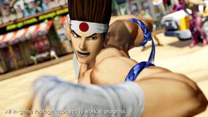 The King of Fighters XV Joe Higashi