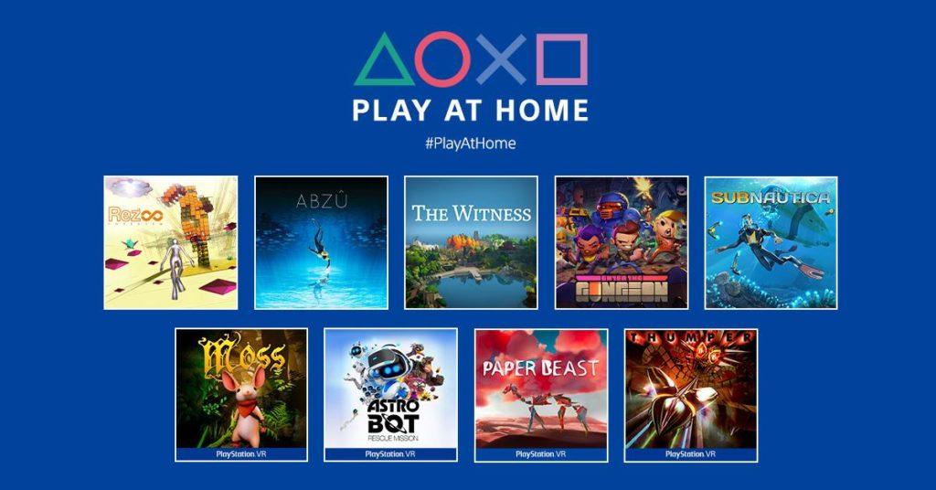 Play at Home 2021